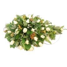 Witte rouwdruppel 2